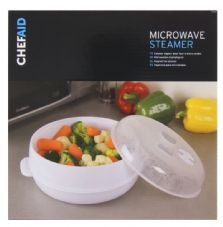 Chef Aid Microwave Steamer - 1.5L